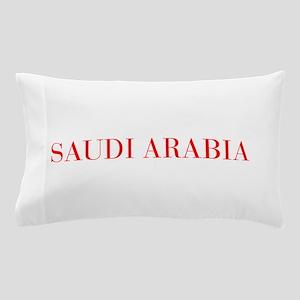 Saudi Arabia-Bau red 400 Pillow Case
