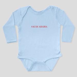 Saudi Arabia-Bau red 400 Body Suit