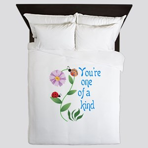 YOURE ONE OF A KIND Queen Duvet