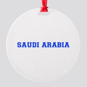 Saudi Arabia-Var blue 400 Ornament