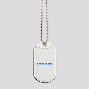 Saudi Arabia-Var blue 400 Dog Tags
