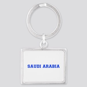Saudi Arabia-Var blue 400 Keychains