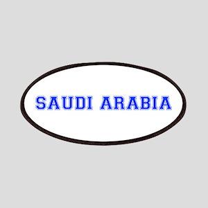 Saudi Arabia-Var blue 400 Patch