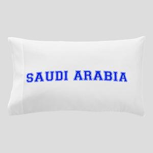 Saudi Arabia-Var blue 400 Pillow Case