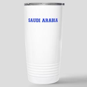 Saudi Arabia-Var blue 400 Travel Mug