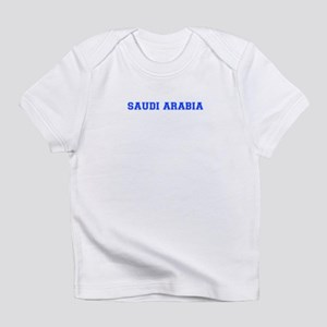 Saudi Arabia-Var blue 400 Infant T-Shirt