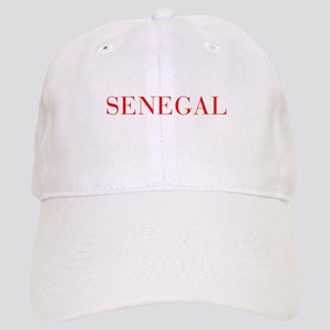 Senegal-Bau red 400 Baseball Cap