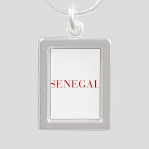 Senegal-Bau red 400 Necklaces