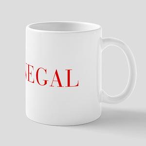 Senegal-Bau red 400 Mugs