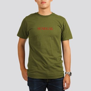 Senegal-Bau red 400 T-Shirt