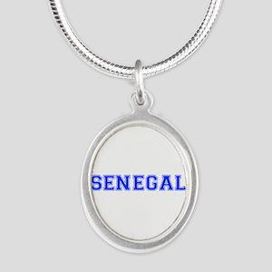 Senegal-Var blue 400 Necklaces