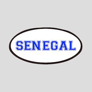 Senegal-Var blue 400 Patch