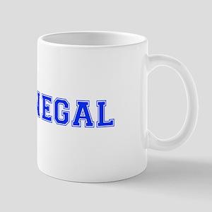 Senegal-Var blue 400 Mugs