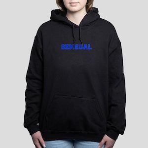 Senegal-Var blue 400 Women's Hooded Sweatshirt