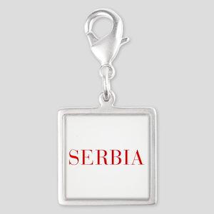 Serbia-Bau red 400 Charms