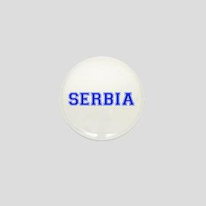 Serbia-Var blue 400 Mini Button
