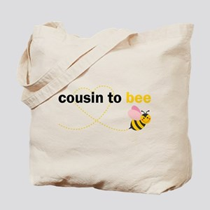 Cousin to bee Tote Bag