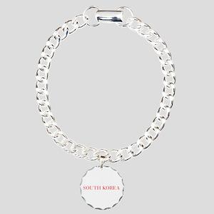 South Korea-Bau red 400 Bracelet