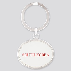South Korea-Bau red 400 Keychains