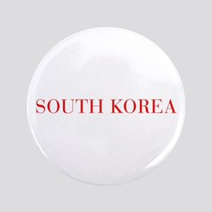 "South Korea-Bau red 400 3.5"" Button"
