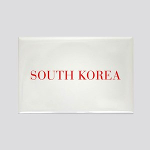 South Korea-Bau red 400 Magnets