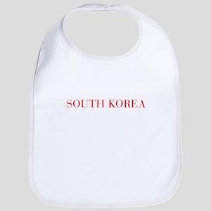 South Korea-Bau red 400 Bib