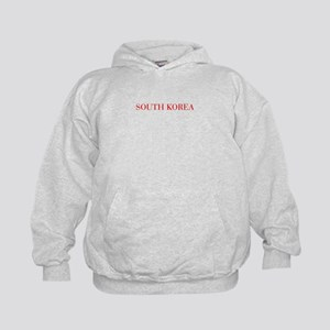 South Korea-Bau red 400 Hoodie