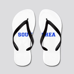 South Korea-Var blue 400 Flip Flops