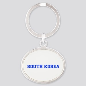 South Korea-Var blue 400 Keychains