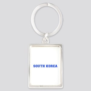 South Korea-Var blue 400 Keychains