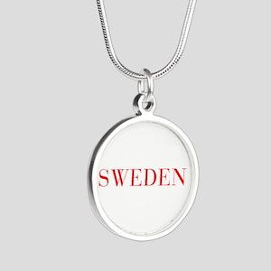 Sweden-Bau red 400 Necklaces