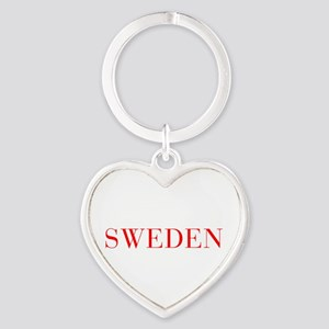 Sweden-Bau red 400 Keychains