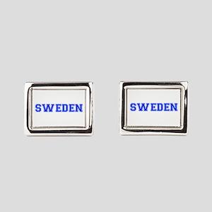 Sweden-Var blue 400 Rectangular Cufflinks