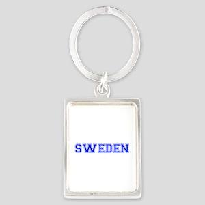 Sweden-Var blue 400 Keychains