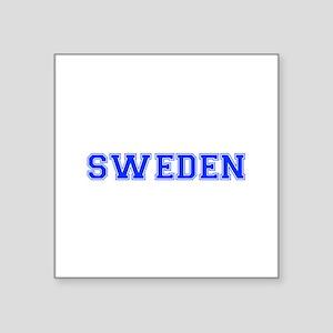 Sweden-Var blue 400 Sticker