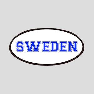 Sweden-Var blue 400 Patch