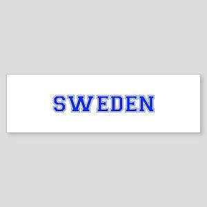 Sweden-Var blue 400 Bumper Sticker