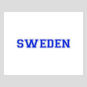 Sweden-Var blue 400 Posters