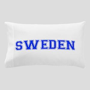 Sweden-Var blue 400 Pillow Case