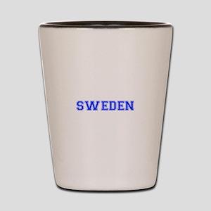 Sweden-Var blue 400 Shot Glass