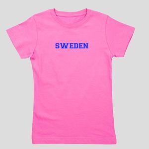 Sweden-Var blue 400 Girl's Tee