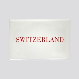 Switzerland-Bau red 400 Magnets