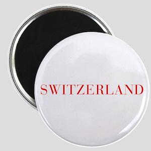Switzerland-Bau red 400 Magnets