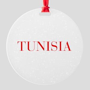 Tunisia-Bau red 400 Ornament