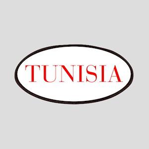 Tunisia-Bau red 400 Patch