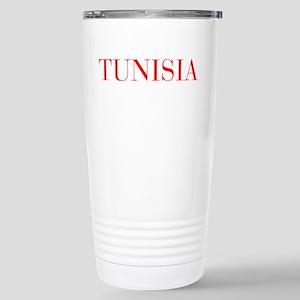 Tunisia-Bau red 400 Travel Mug