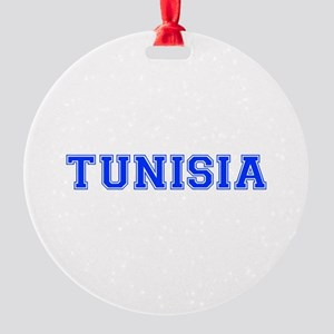 Tunisia-Var blue 400 Ornament