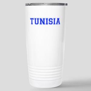 Tunisia-Var blue 400 Travel Mug