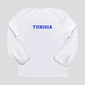 Tunisia-Var blue 400 Long Sleeve T-Shirt