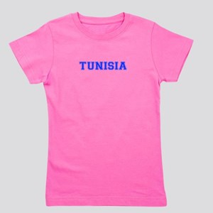 Tunisia-Var blue 400 Girl's Tee